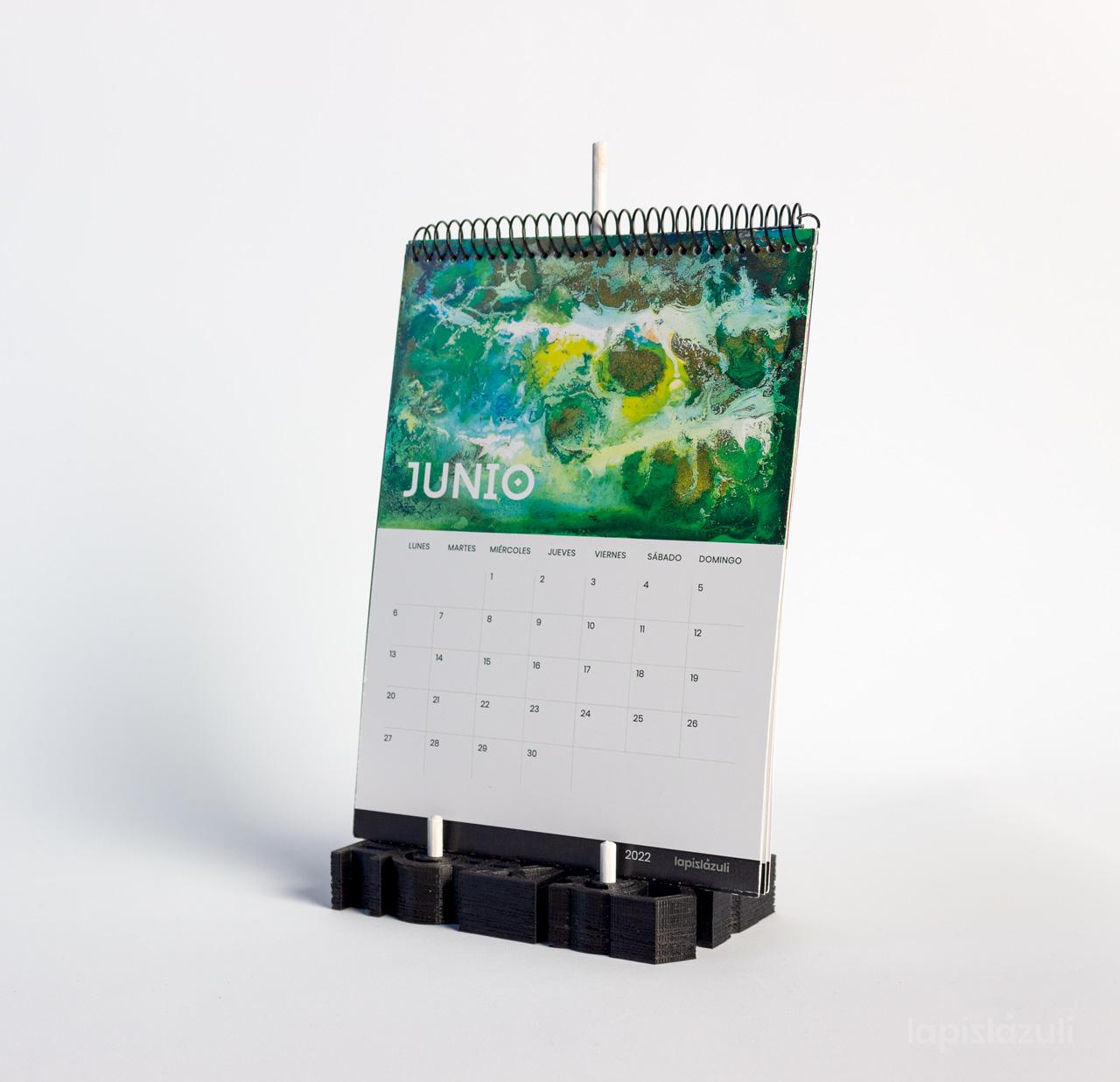 Calendario ENTROPÍA 2022
